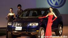 Südkorea VW Volkswagen
