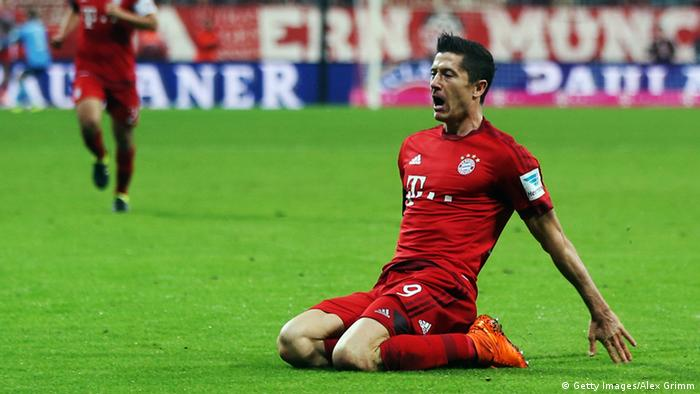 Robert Lewandowski (Getty Images/Alex Grimm)
