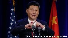 USA Xi Jinping in Seattle