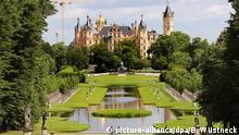 Mecklenburg-Vorpommern Schloss Schwerin