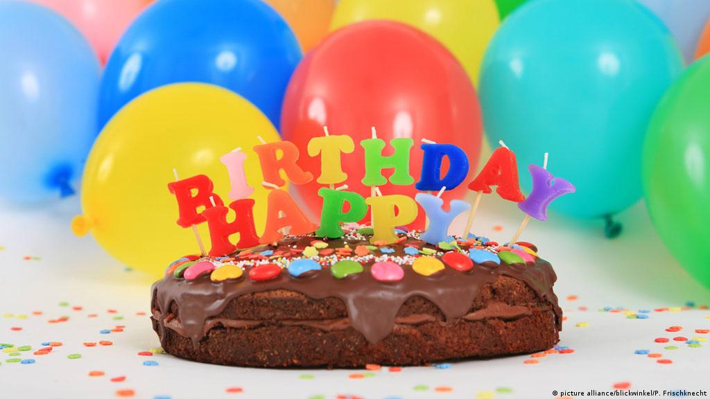 Sing It For Free The Song Happy Birthday Enters The Public Domain News Dw 28 06 2016