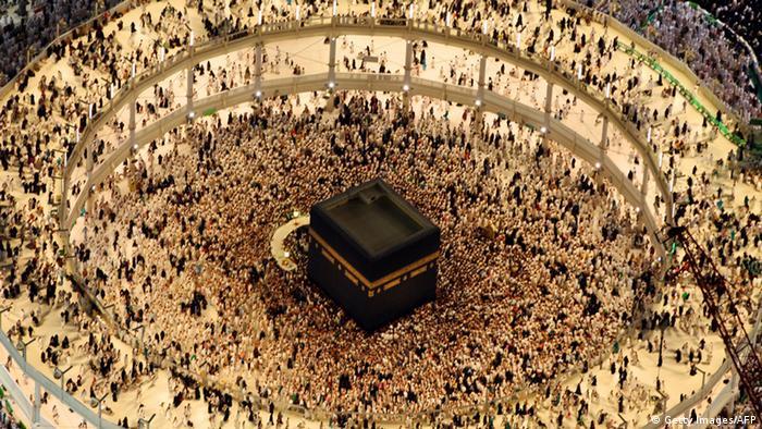 Saudi Arabien Al-Haram-Moschee in Mekka