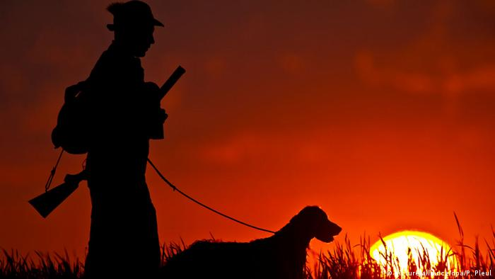 German hunter shot by dog refused gun license