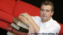 Der deutsch-bulgarische Schriftsteller Ilija Trojanow