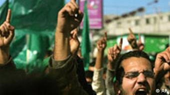 Wahlen in Palästina Hamas Reaktionen Gaza