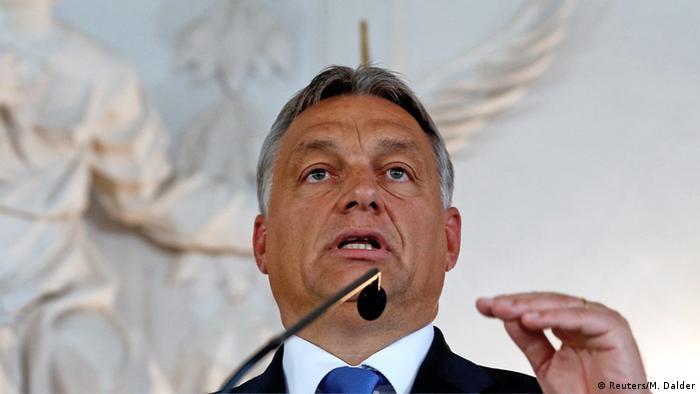 Deutschland Ungarn Orban PK CSU Klausur bei Bad Staffelstein