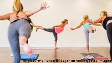 Yoga Symbolbild