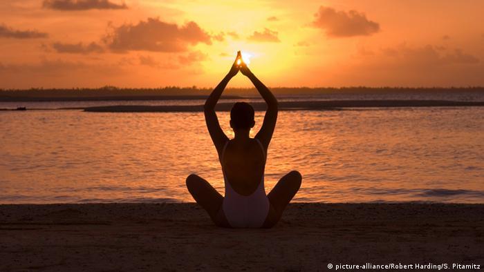 Französisch Polynesien Yoga