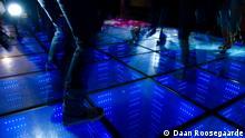Energierückgewinnung durch die Tanzfläche