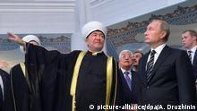 Moskau - Putin eröffnet Moschee