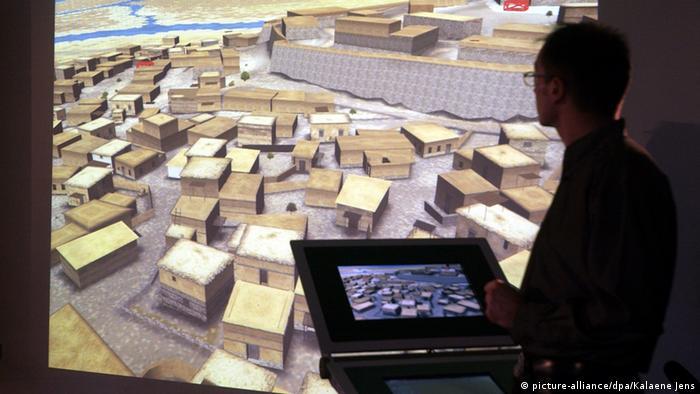 Трехмерная модель древней Трои - разработка ученых Тюбингенского университета
