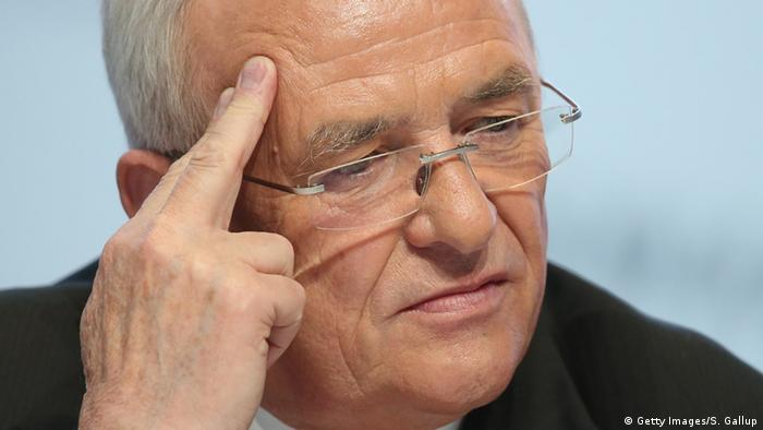 VW ex-CEO Martin Winterkorn