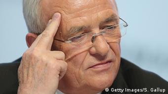 Deutschland - Volkswagen Martin Winterkorn