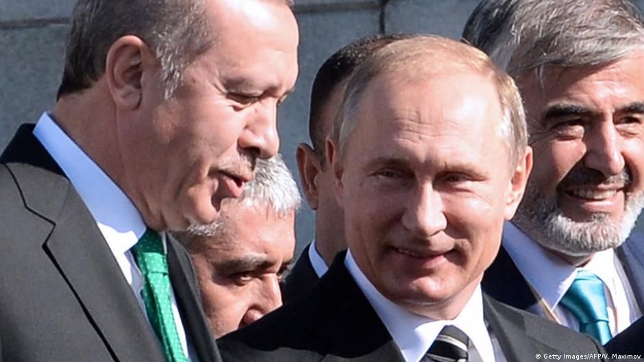 Wirtschaftskrieg zwischen Türkei und Russland