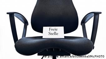 Nachfolge von VW-Chef Martin Winterkorn Leer Stuhl