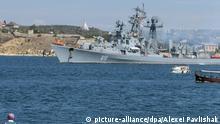 Russland Zerstörer Mittelmeer Syrien Archiv Smetlivy