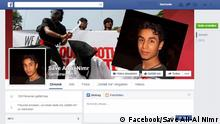 Screenshot Facebook Profil Save Ali Al-Nimr