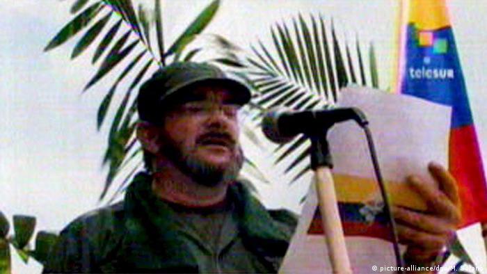 FARC Kolumbien Rodrigo Londono-Echeverry