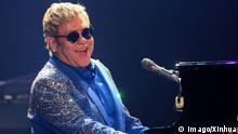 (150921) -- RIO DE JANEIRO, Sept. 20, 2015 -- Singer Elton John performs at the Rock In Rio Music Festival in Rio de Janeiro, Brazil, on Sept. 20, 2015. The music festival Rock In Rio kicked off on Sept. 18. Luciano Belford/Frame/Estadao Conteudo/AGENCIA ESTADO)(zhf) BRAZIL-RIO DE JANEIRO-MUSIC-ROCK IN RIO e AGENCIAxESTADO PUBLICATIONxNOTxINxCHN Rio de Janeiro Sept 20 2015 Singer Tone John performs AT The Rock in Rio Music Festival in Rio de Janeiro Brazil ON Sept 20 2015 The Music Festival Rock in Rio kicked off ON Sept 18 Luciano Belford Frame Estadao Conteudo Agencia Estado zhf Brazil Rio de Janeiro Music Rock in Rio e AGENCIAxESTADO PUBLICATIONxNOTxINxCHN