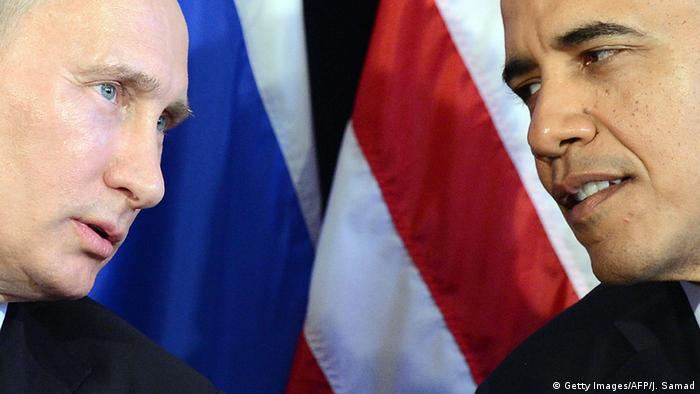 Preşedinţii SUA şi Rusiei, Obama şi Putin