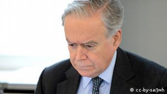 Отставной французский дипломат Пьер Морель