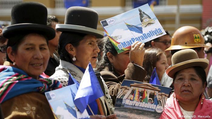 Bolivia y Chile: comunicaci�n en medio de la tensi�n