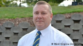 Dan Carder von der West Virginia University