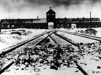 Für viele der Weg in den Tod: das Konzentrationslager Auschwitz