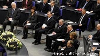 Holocaust Gedenktag Bundestag gedenkt der Opfer des Nationalsozialismus