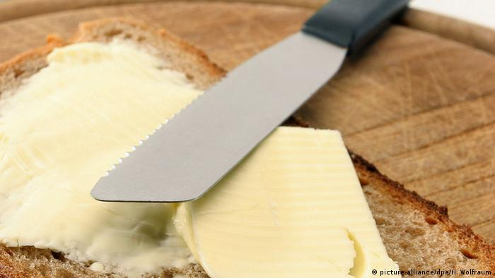 Butterbrot (picture-alliance/dpa/H. Wolfraum)