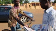 Burkina Faso Zeitungen