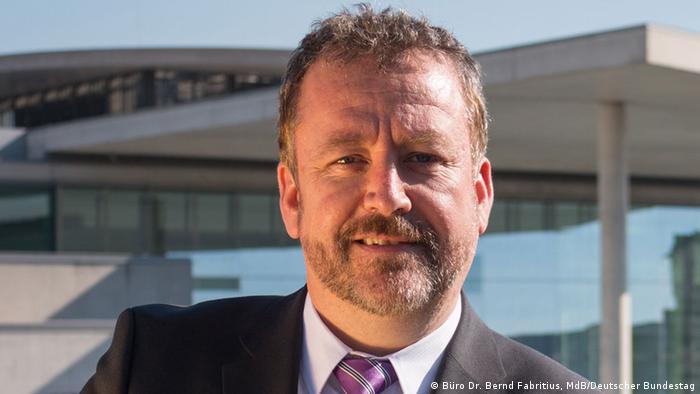 Dr. Bernd Fabritius