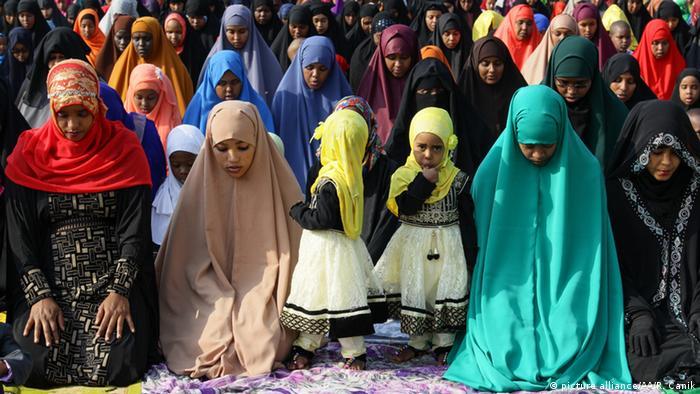 Kenia Opferfest Eid al-Adha 2015 Nairobi