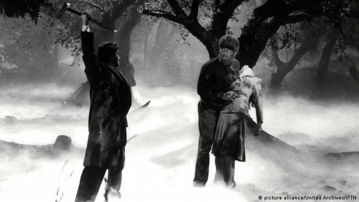 Mythos Mond Bildergalerie Filmstill aus Der Wolfsmensch 1941 von George Waggner