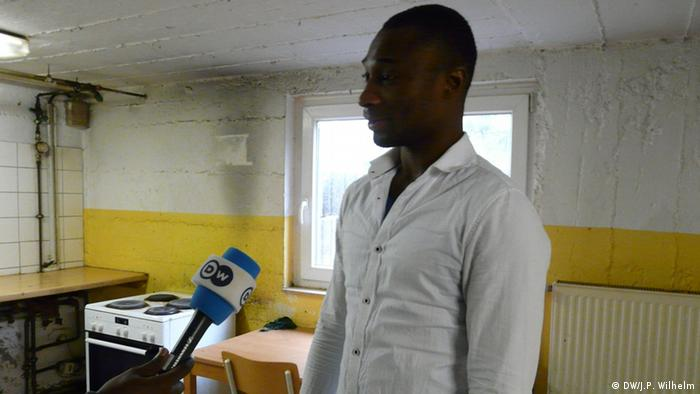 Reportage über afrikanische Flüchtlinge in Deutschland - Bornheim