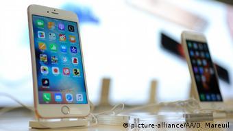 Neues iPhone 6s in AppleStore in Tokyo