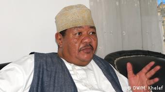 2015 Tansania Parlamentswahlen Ahmed Rajab