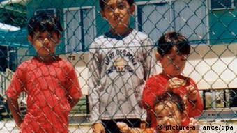 Nauru Flüchtlinge ARCHIV 2003
