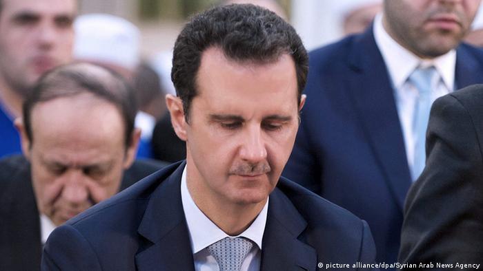 Syriens Präsident Bashar al-Assad, 24.09.2015 (Foto: eda)