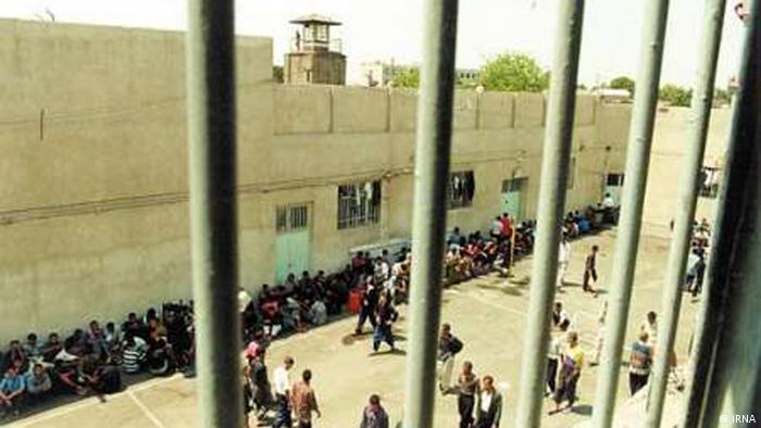 Iran Gefängnis in der Stadt Abadeh (IRNA)
