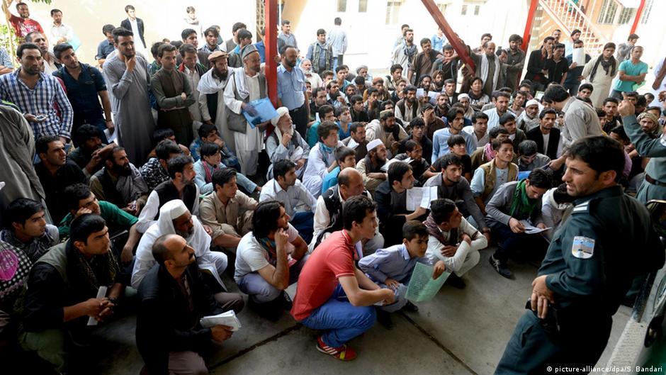 BND warnt vor afghanischem Schleusernetzwerk
