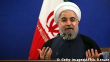 Iran Teheran Rede Hassan Rohani