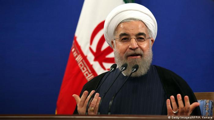 Президент Ирана Хасан Роухани (фото из архива)