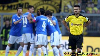 Fußball Bundesliga Borussia Dortmund - SV Darmstadt 98 Gündogan