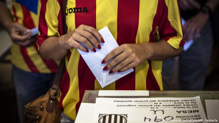 Katalonien Barcelona Regionalwahl