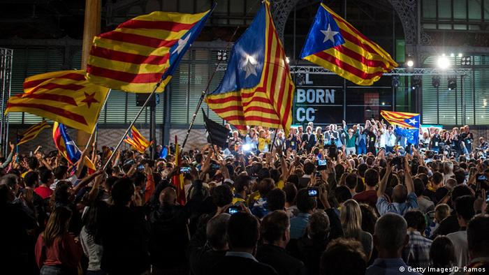 Spanien Katalonien Wahlen