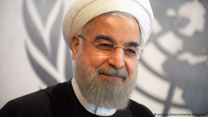 USA Hassan Rouhani bei der UN in New York