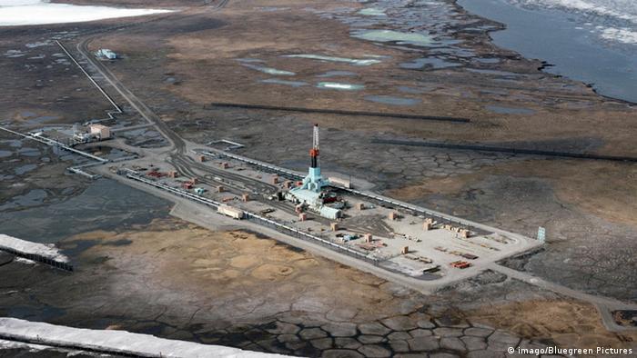 Erdölförderung in Alaska