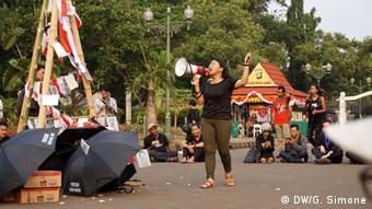 Gedenken an Menschenrechtsverletzungen, Indonesien