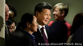 USA Xi Jinping in New York